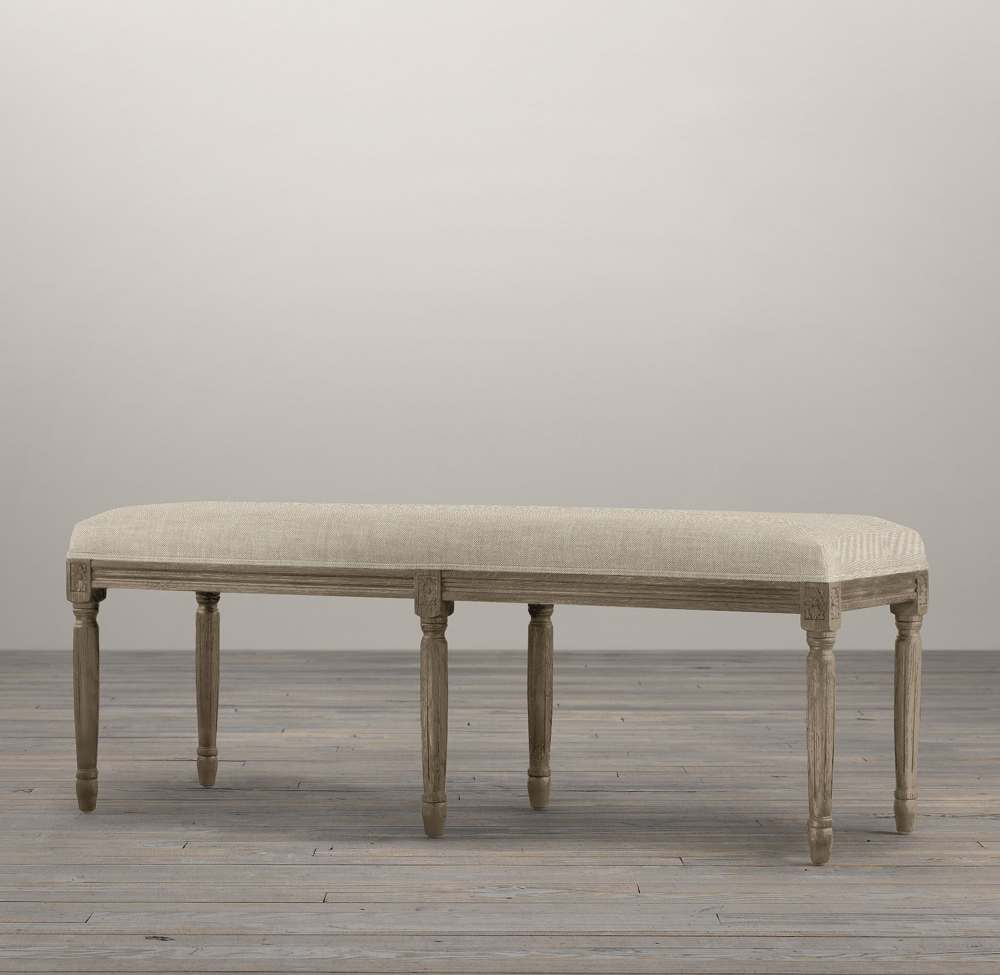 NEO CLASSIC ELENA FABRIC BENCH BY TOLICA
