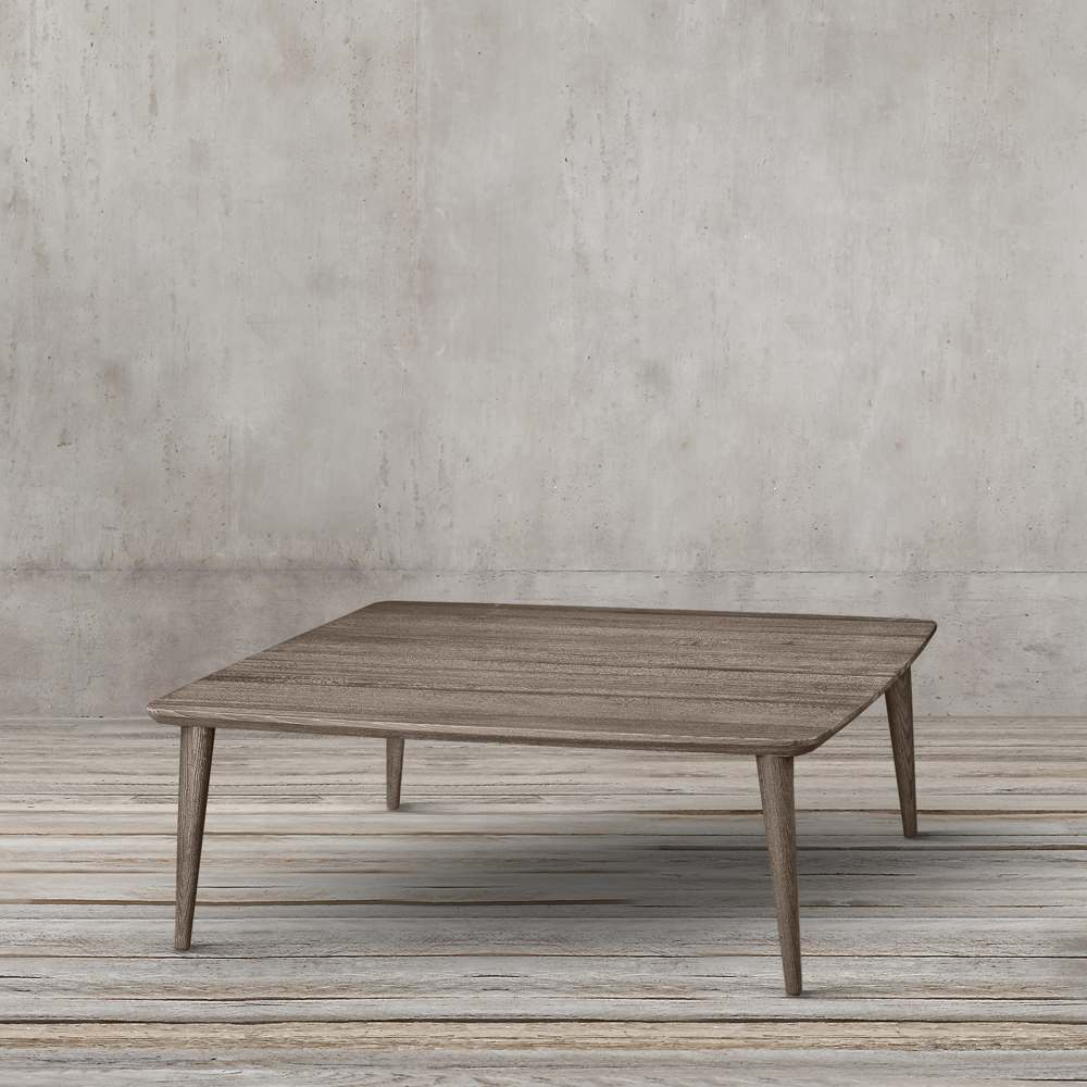 MINIMALIST KIA SQUARE COFFEE TABLE BY TOLICA