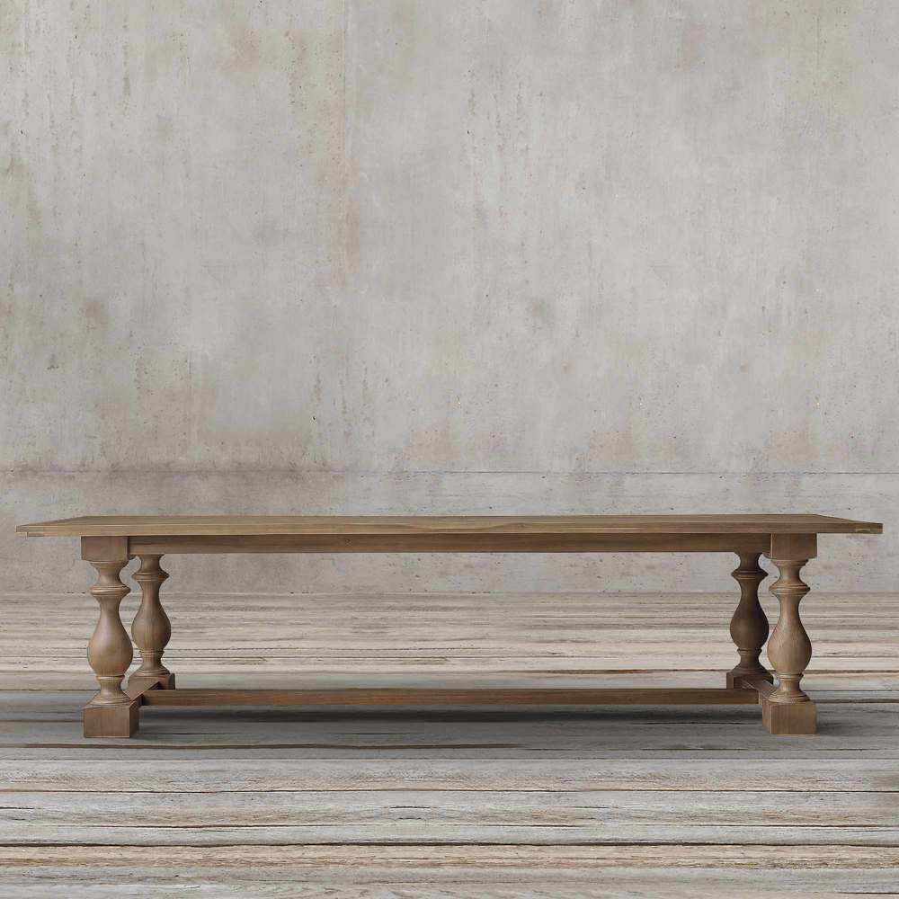 میز نهارخوری 8 نفره نئوکلاسیک تولیکا مدل النا