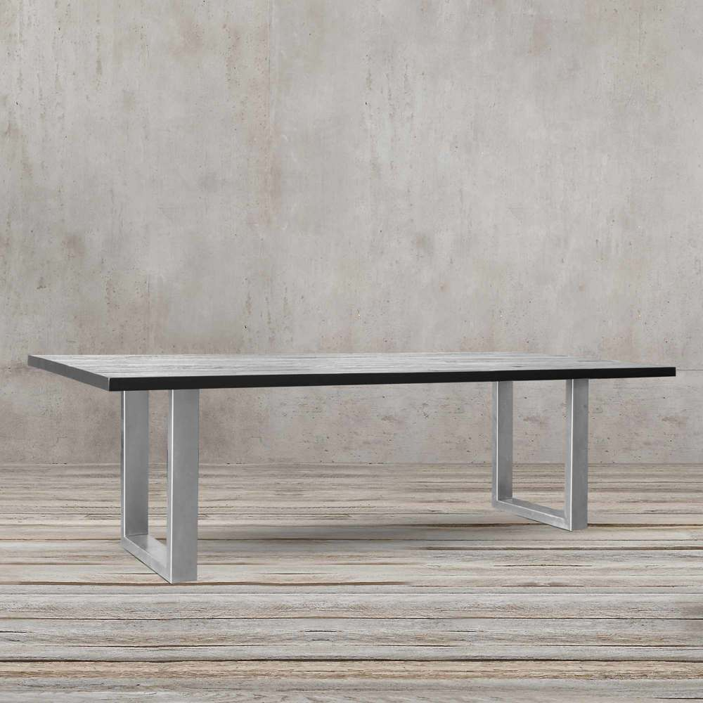 MODERN CHILAN DINING TABLE FOR 8 PERSON