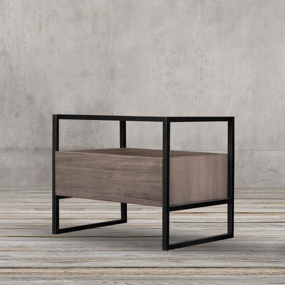 MODERN RONICA NIGHTSTAND BY TOLICA