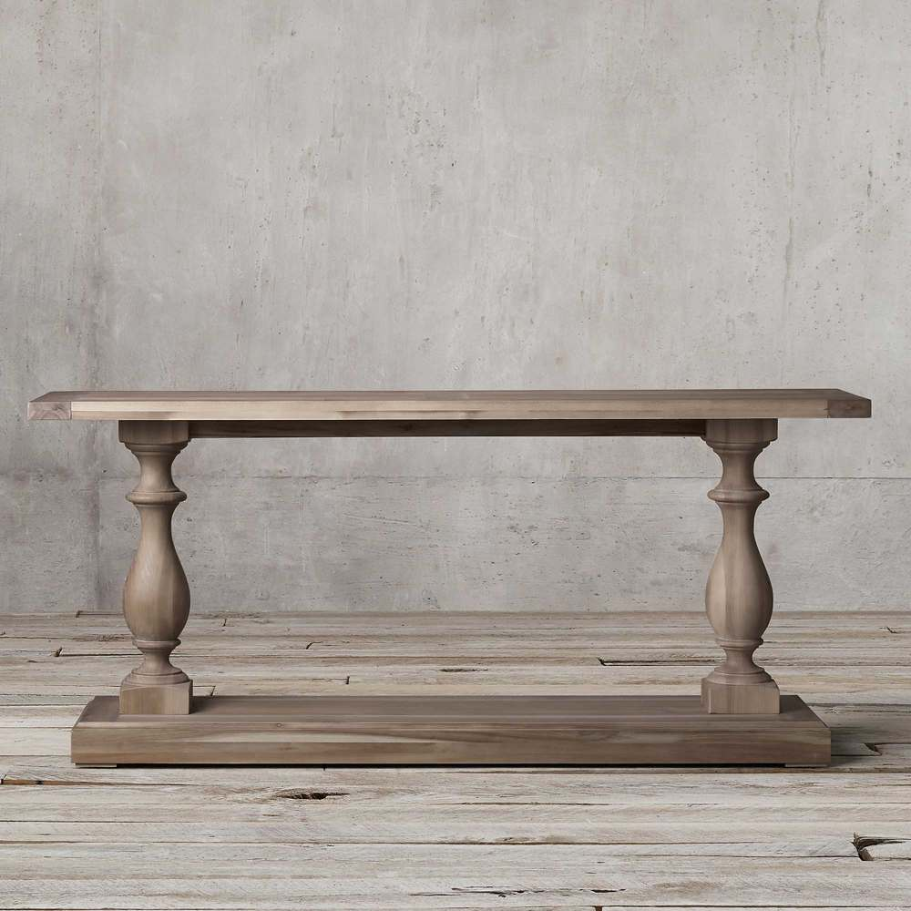 NEO CLASSIC ELENA LARGE CONSOLE TABLE BY TOLICA
