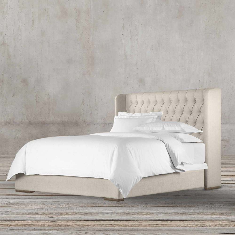 VERTA 180CM FABRIC BED BY TOLICA
