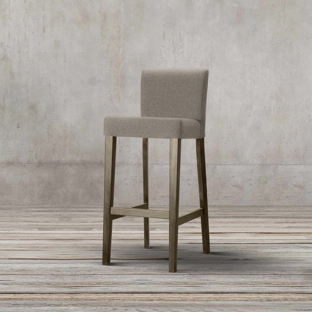 CONTEMPORARY TOYA FABRIC BAR STOOL BY TOLICA
