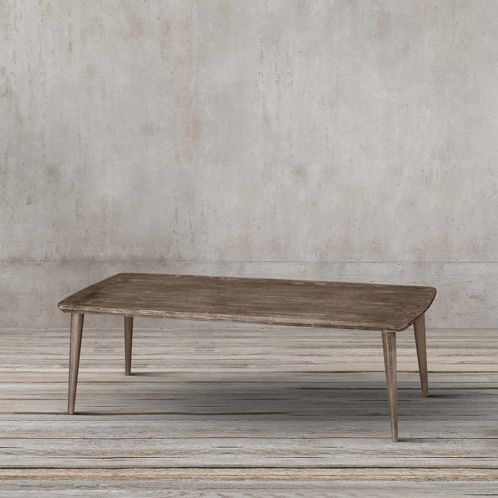 MINIMALIST KIA RECTANGULAR COFFEE TABLE BY TOLICA