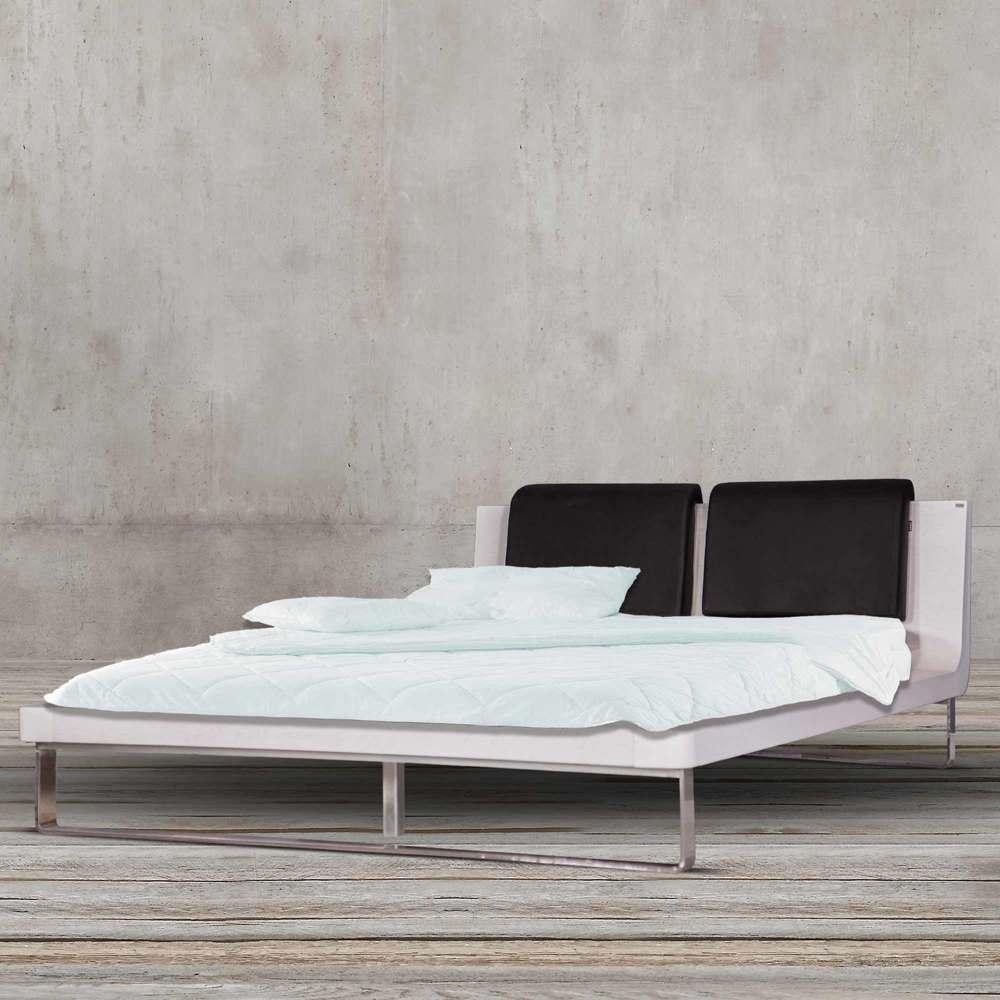تختخواب پارچه ای سایز 160 مدرن تولیکا مدل چیلان