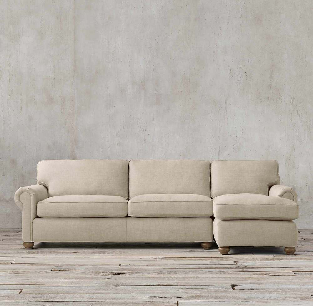 VERTA SOFA CHAISE SECTIONAL BY TOLICA
