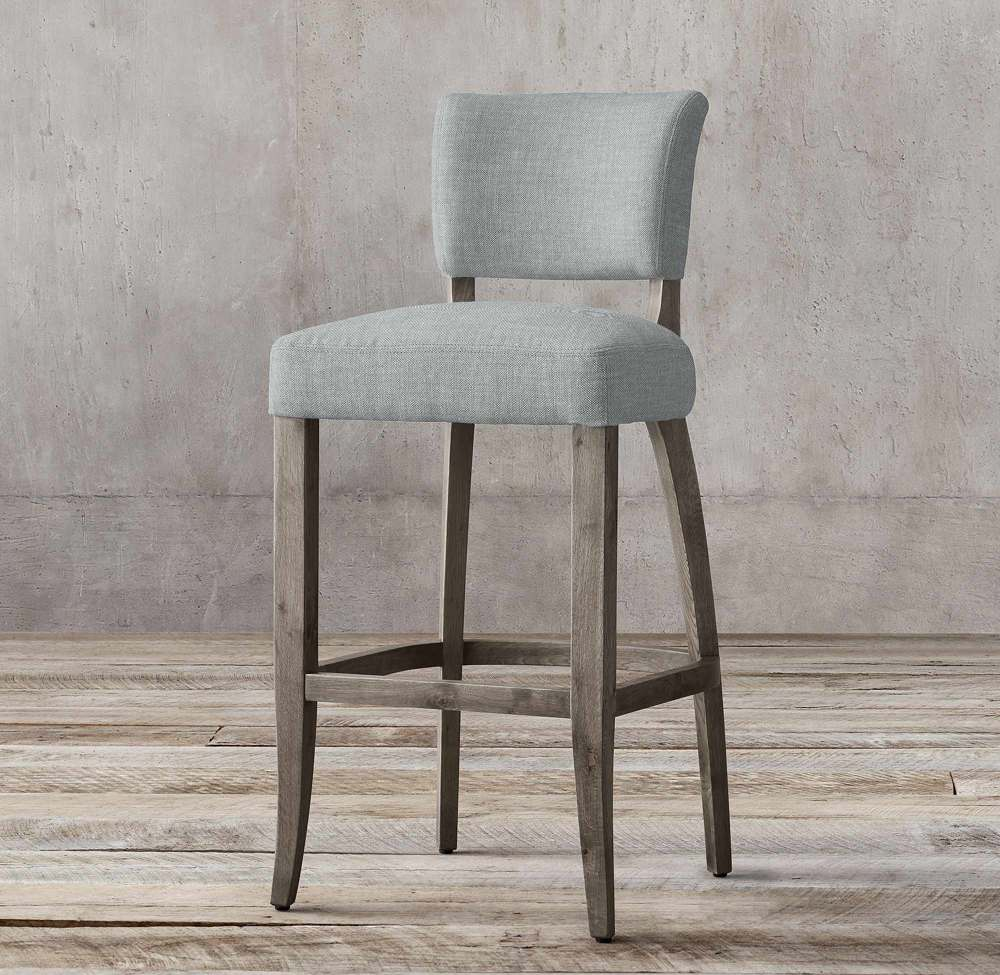 VERTA FABRIC BAR STOOL BY TOLICA