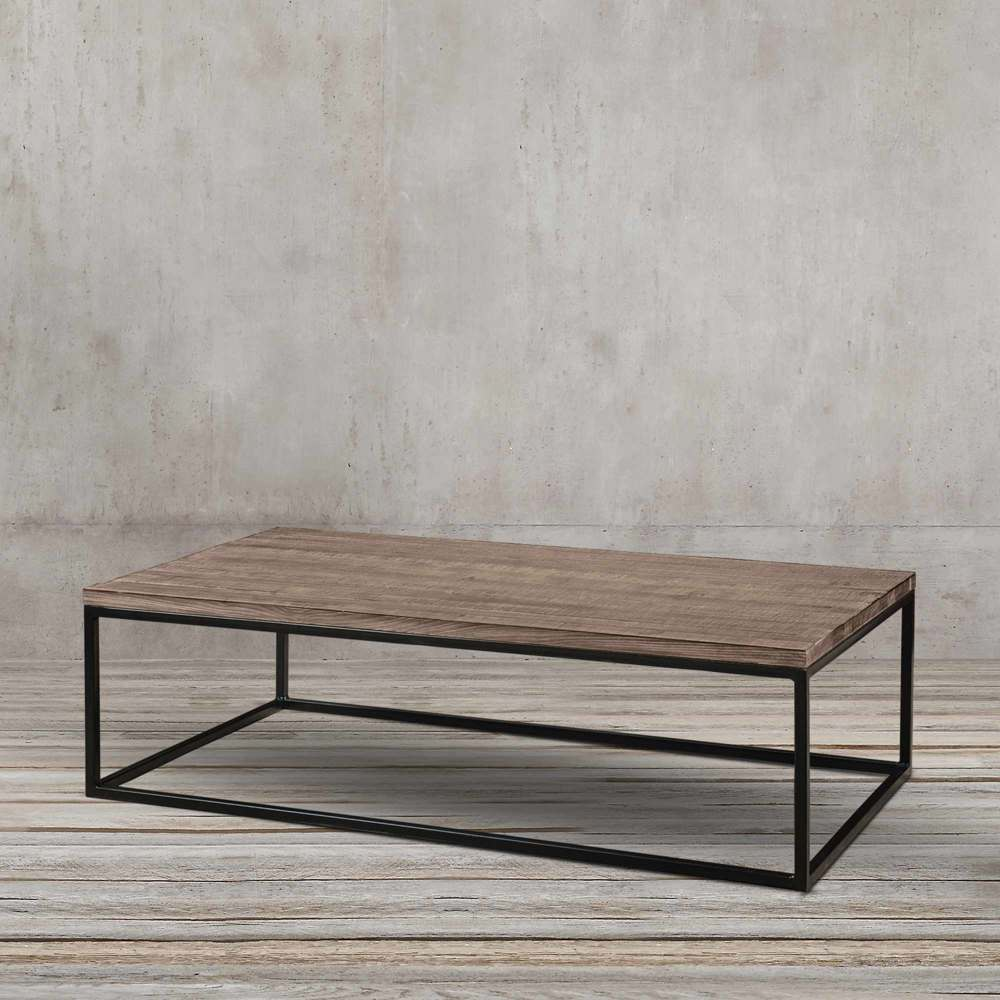 MODERN RONICA RECTANGULAR COFFEE TABLE BY TOLICA