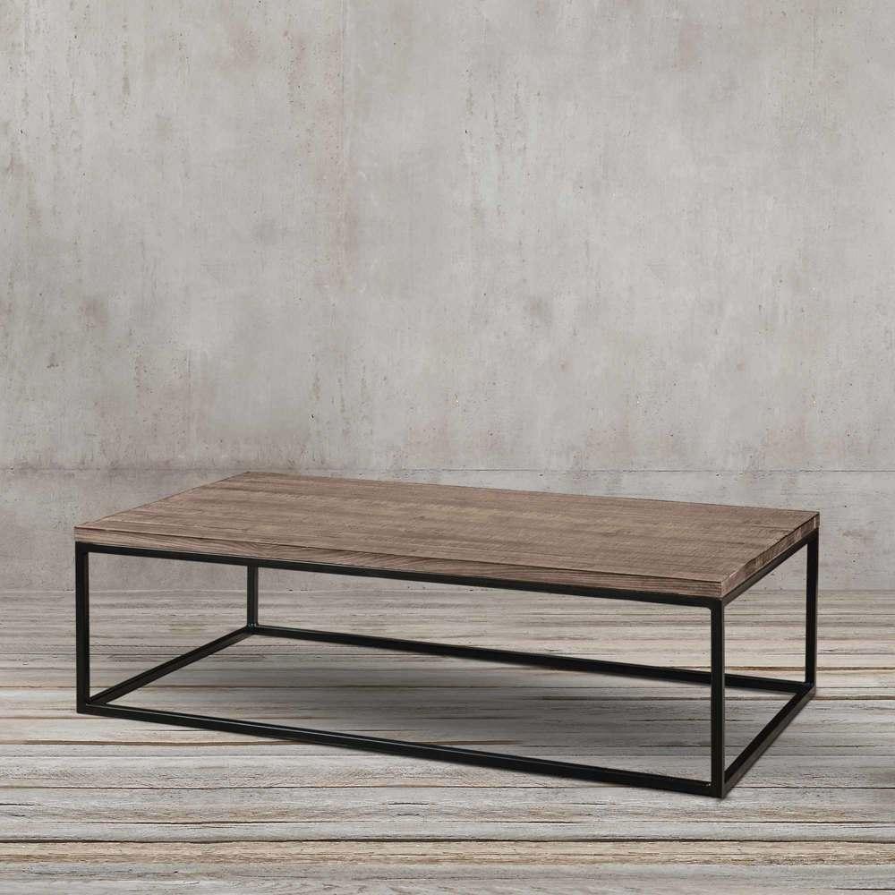 میز جلو مبلی مستطیلی مدرن تولیکا مدل رونیکا