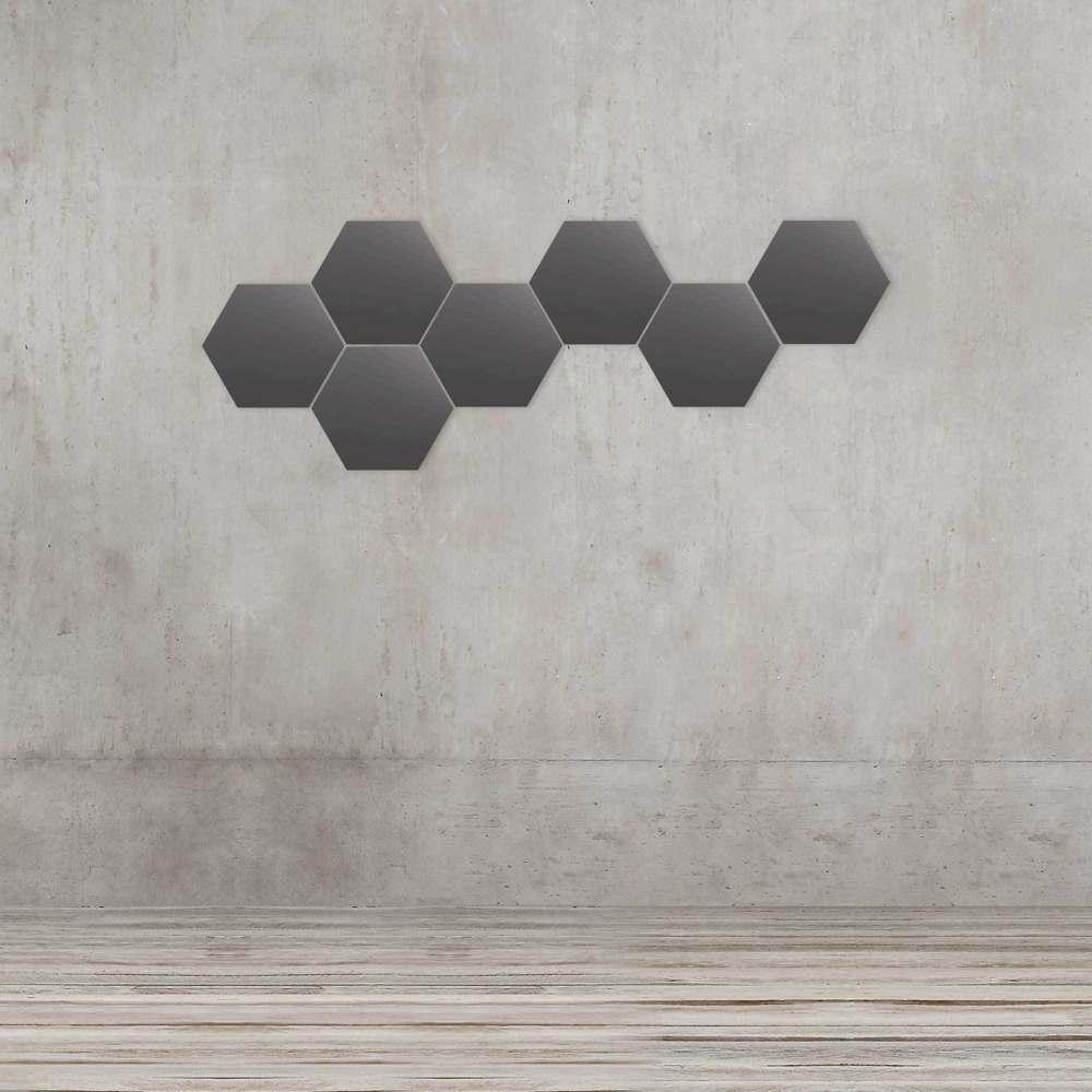 آینه لانه زنبوری مدرن تولیکا مدل هانی