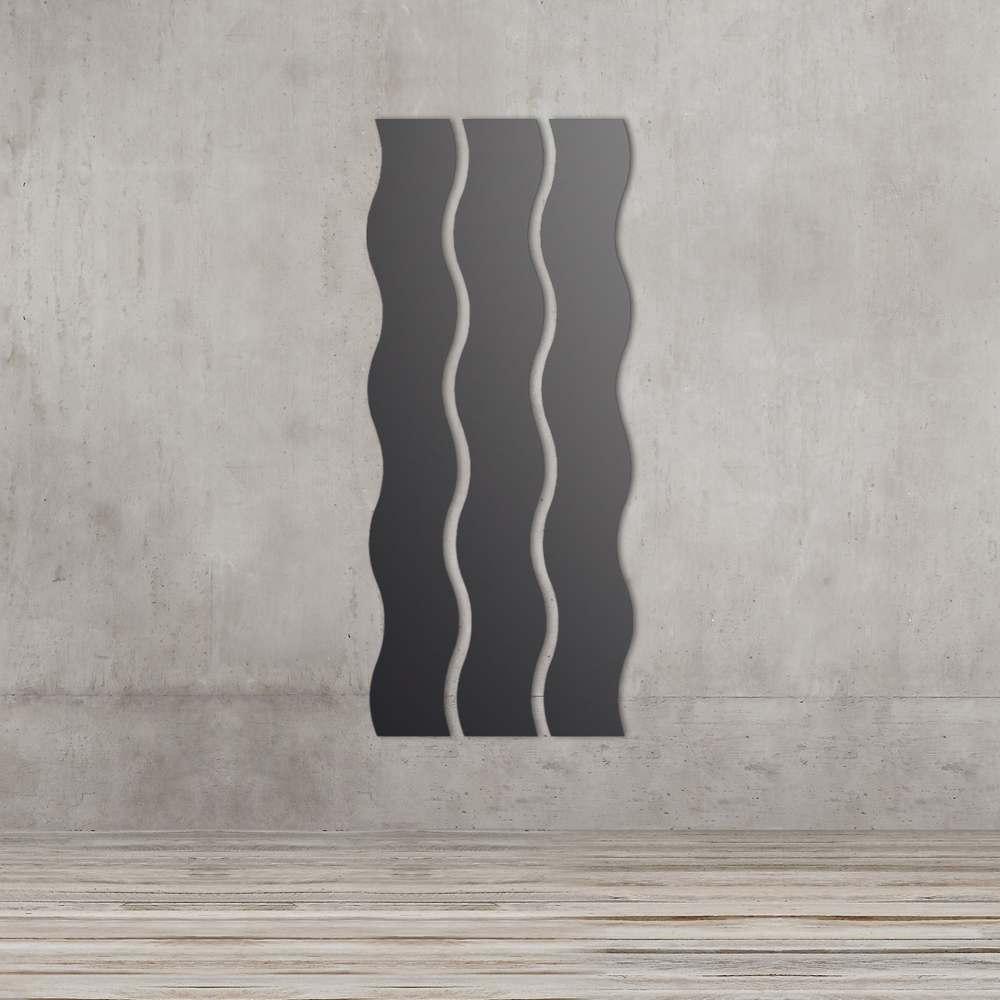 آینه مواج مدرن تولیکا