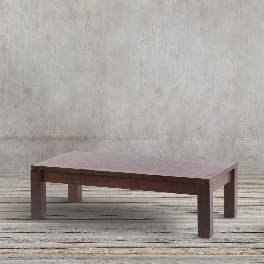 MODERN QUADRO RECTANGULAR COFFEE TABLE BY TOLICA