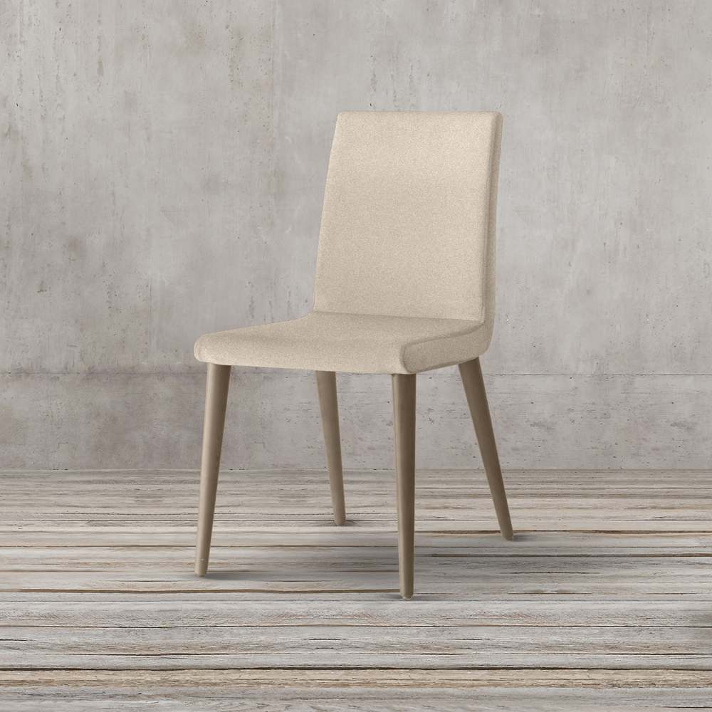 MINIMALIST KIA FABRIC SIDE CHAIR BY TOLICA