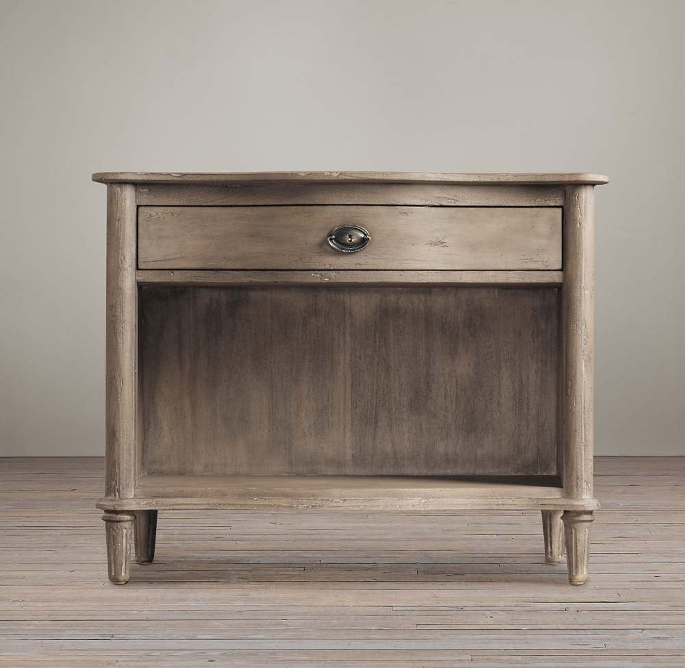NEO CLASSIC ANET OPEN NIGHTSTAND BY TOLICA
