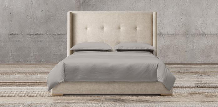 کانسپت تخت خواب ورتا