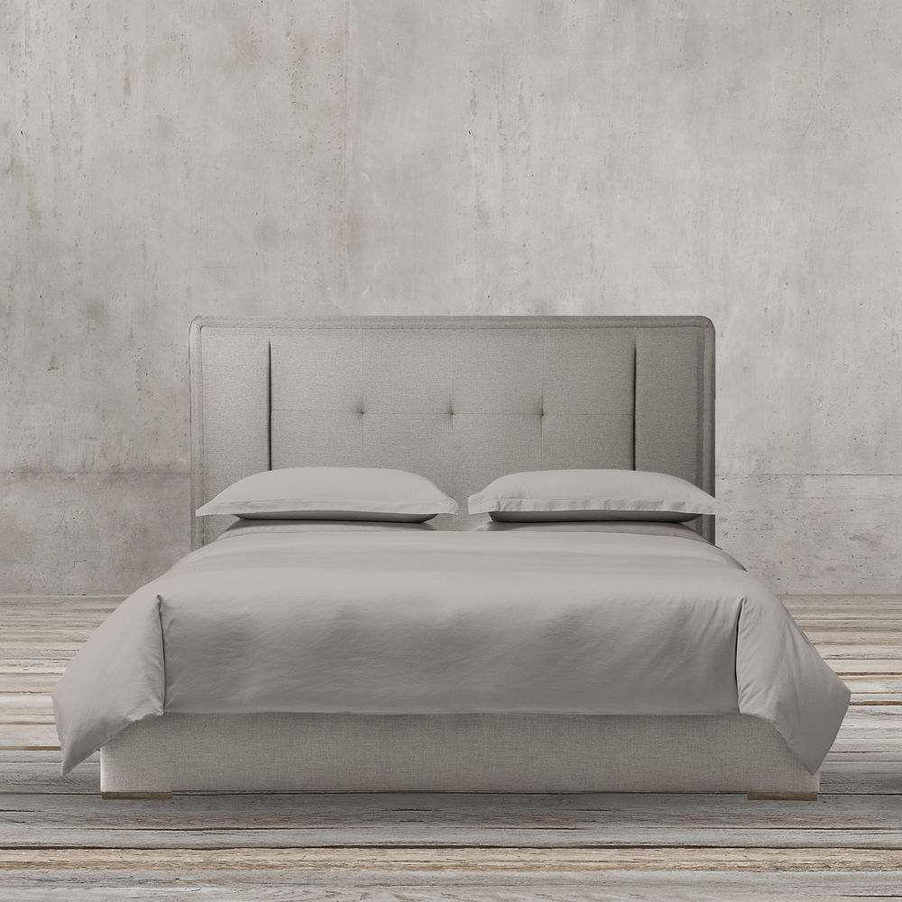 TOYA MODERN 120CM FABRIC BED BY TOLICA