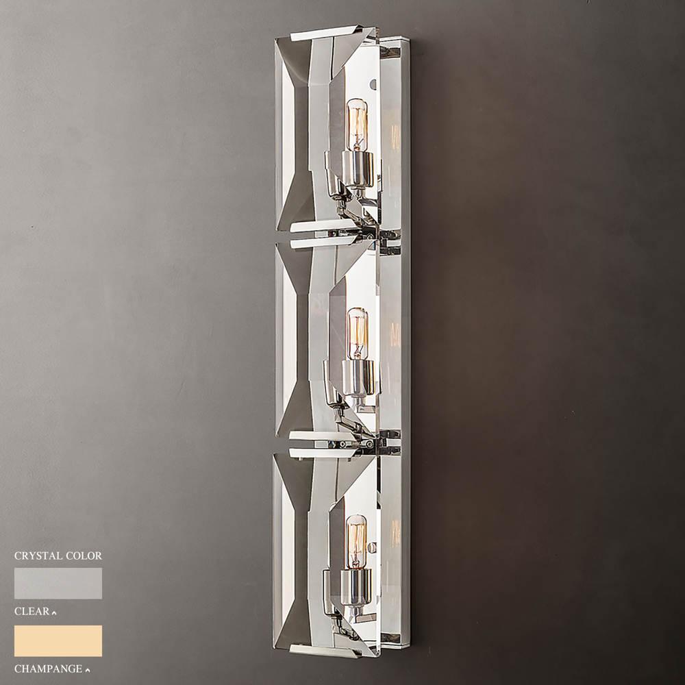 دیواری سه تکه تولیکا مدل پاتریشا