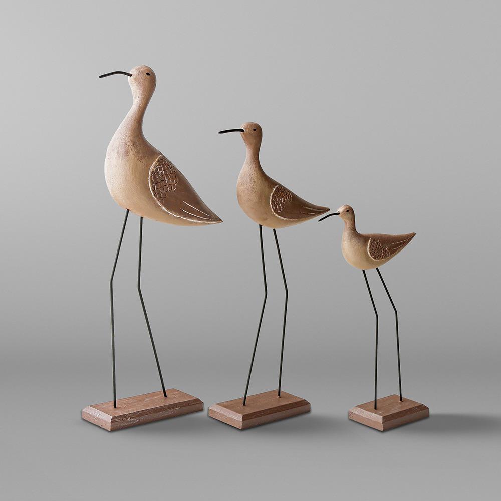اکسسوری استند پرنده سه تایی تولیکا