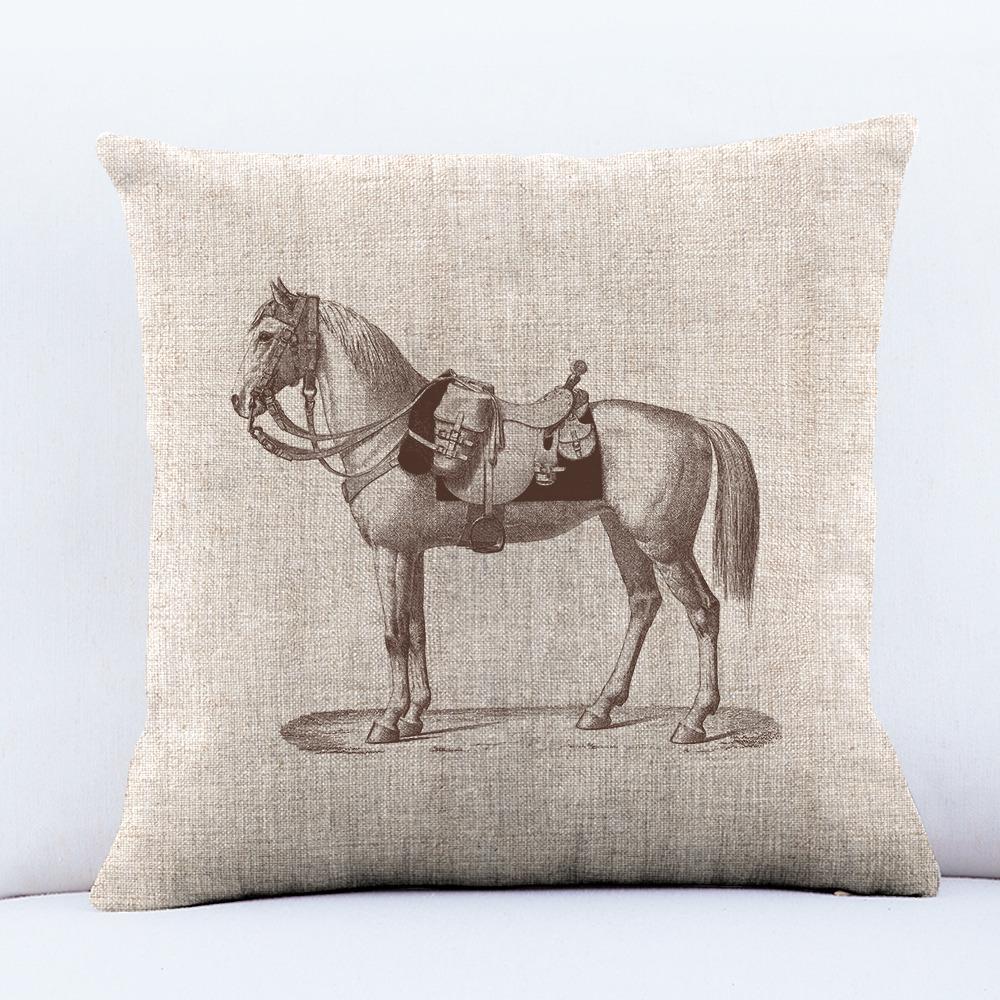 کوسن تولیکا مدل اسب RED DEAD
