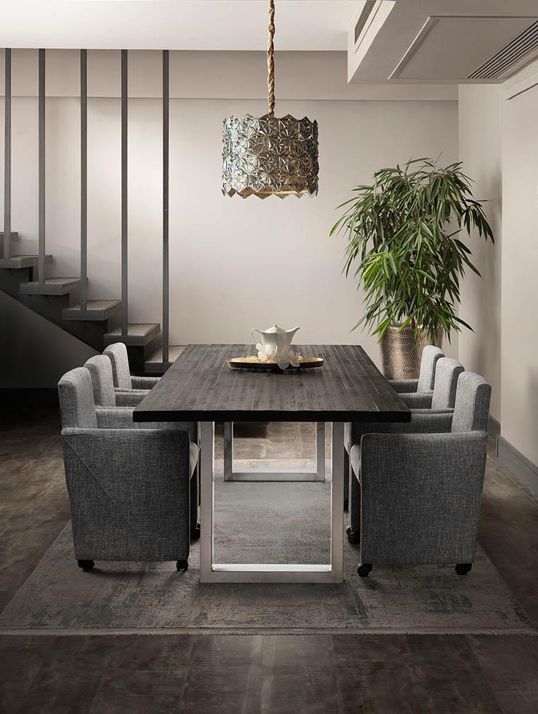 میز نهار خوری مدرن تولیکا مدل چیلان