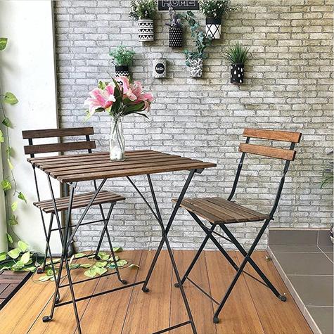 میز و صندلی تاشو تارنو