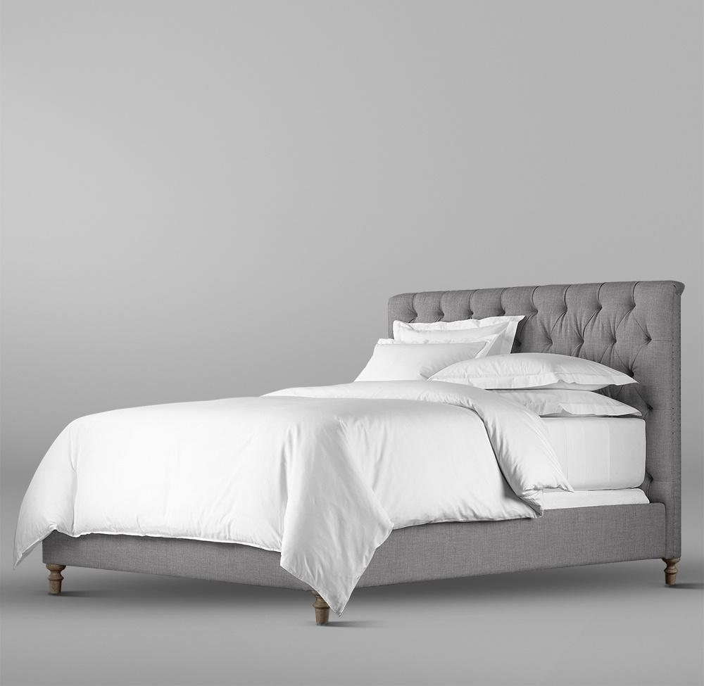 تخت خواب یک نفره سایز 120  تولیکا مدل لاریسا