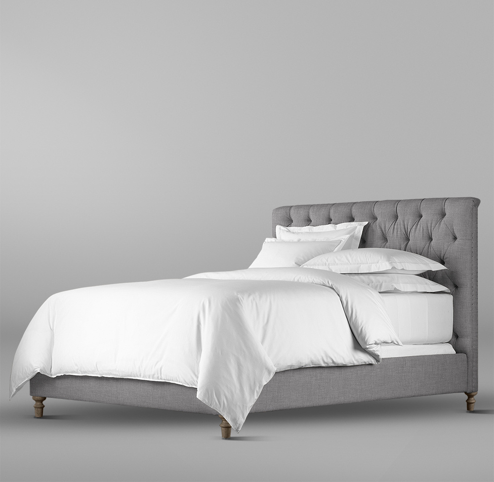 تخت خواب دو نفره سایز 180 تولیکا مدل لاریسا