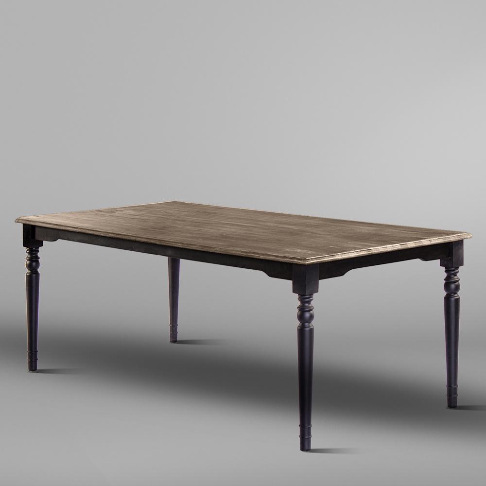 میز نهارخوری 6 نفره تولیکا مدل لاریسا