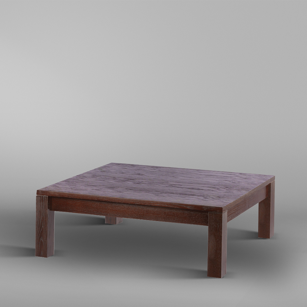 میز جلو مبلی مربعی تولیکا مدل کوادرو