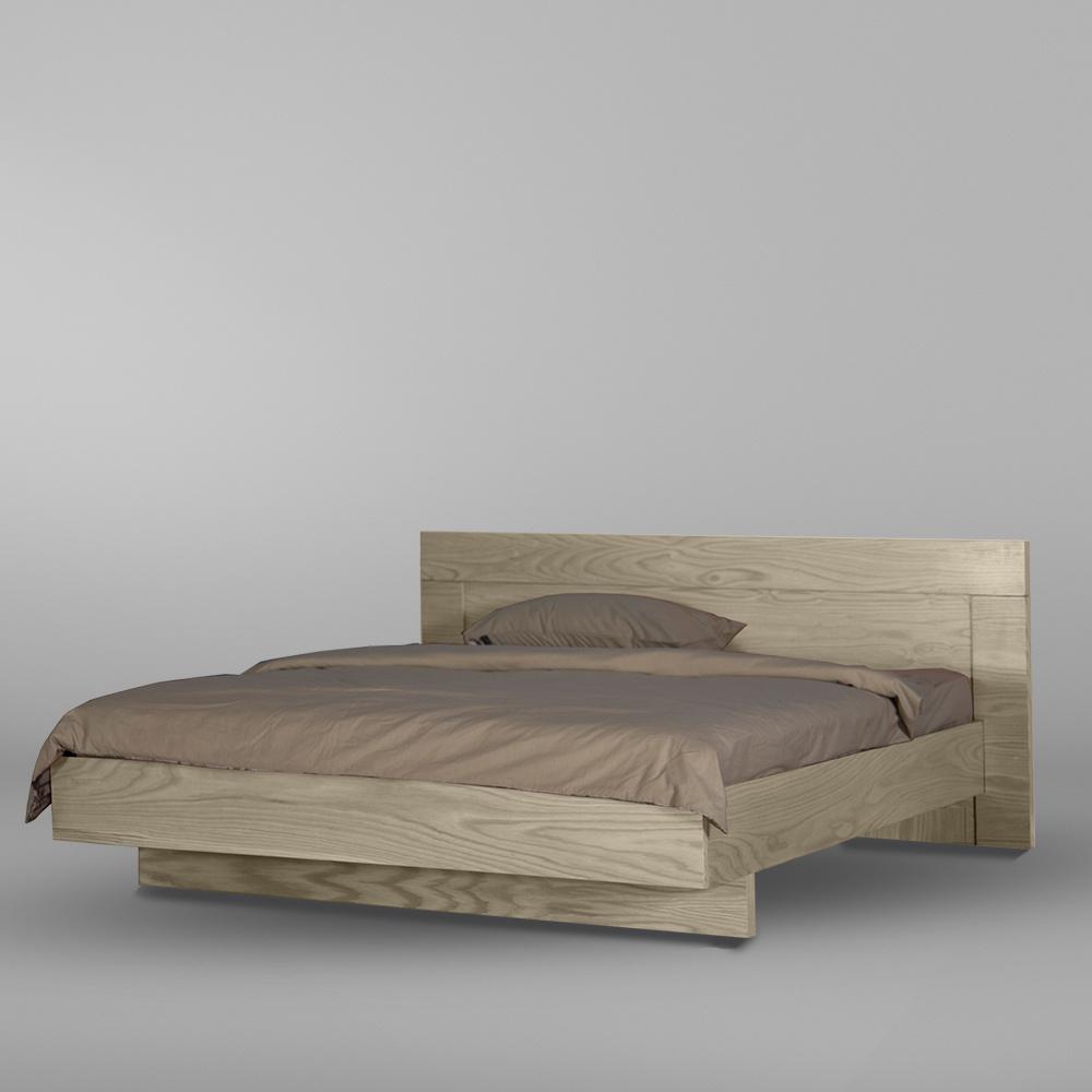 تخت خواب سایز 160 تولیکا مدل پاکان