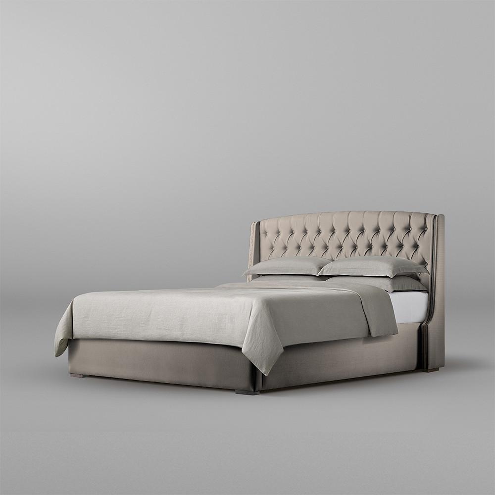 تخت خواب دونفره سایز 160 تولیکا مدل آنت
