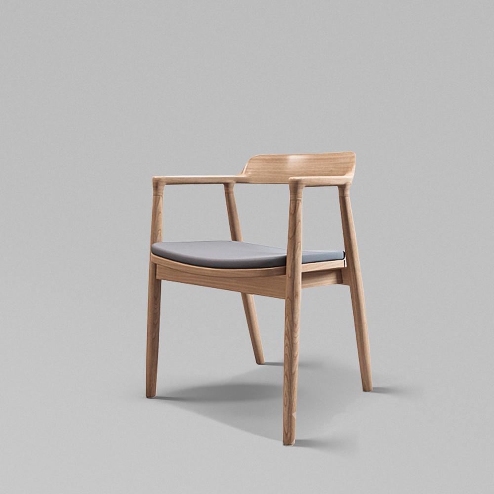 صندلی چوبی نهارخوری تولیکا مدل سونسکا