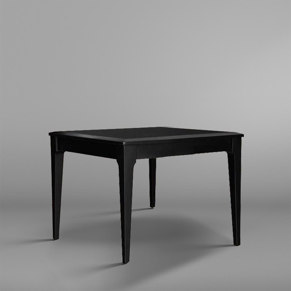 میز نهارخوری 4 نفره مربعی تولیکا مدل تویا طرح B