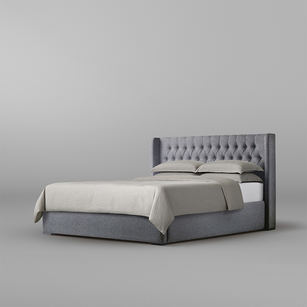 تخت خواب دو نفره سایز 180 تولیکا مدل ورتا
