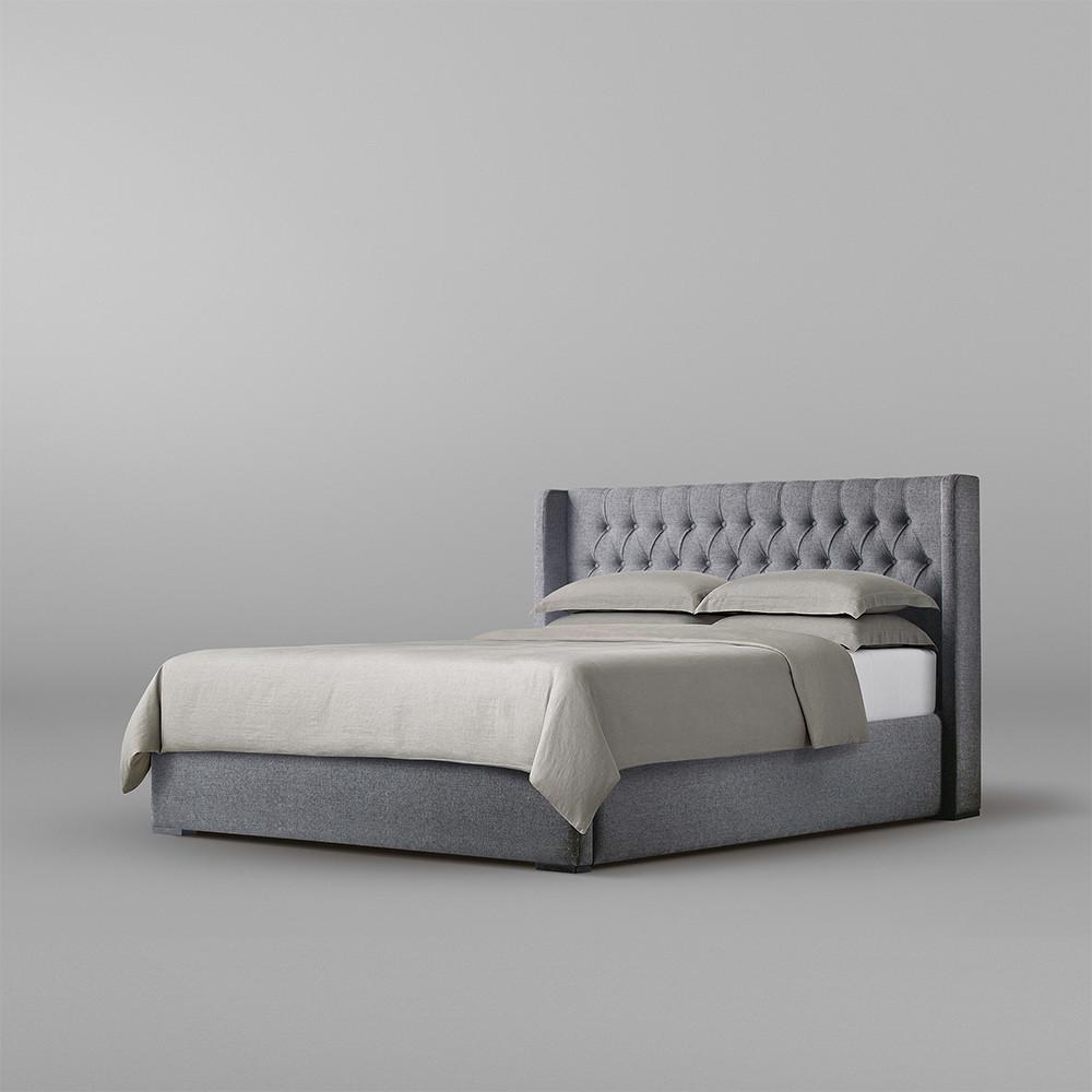 تخت خواب دو نفره سایز 160 تولیکا مدل ورتا
