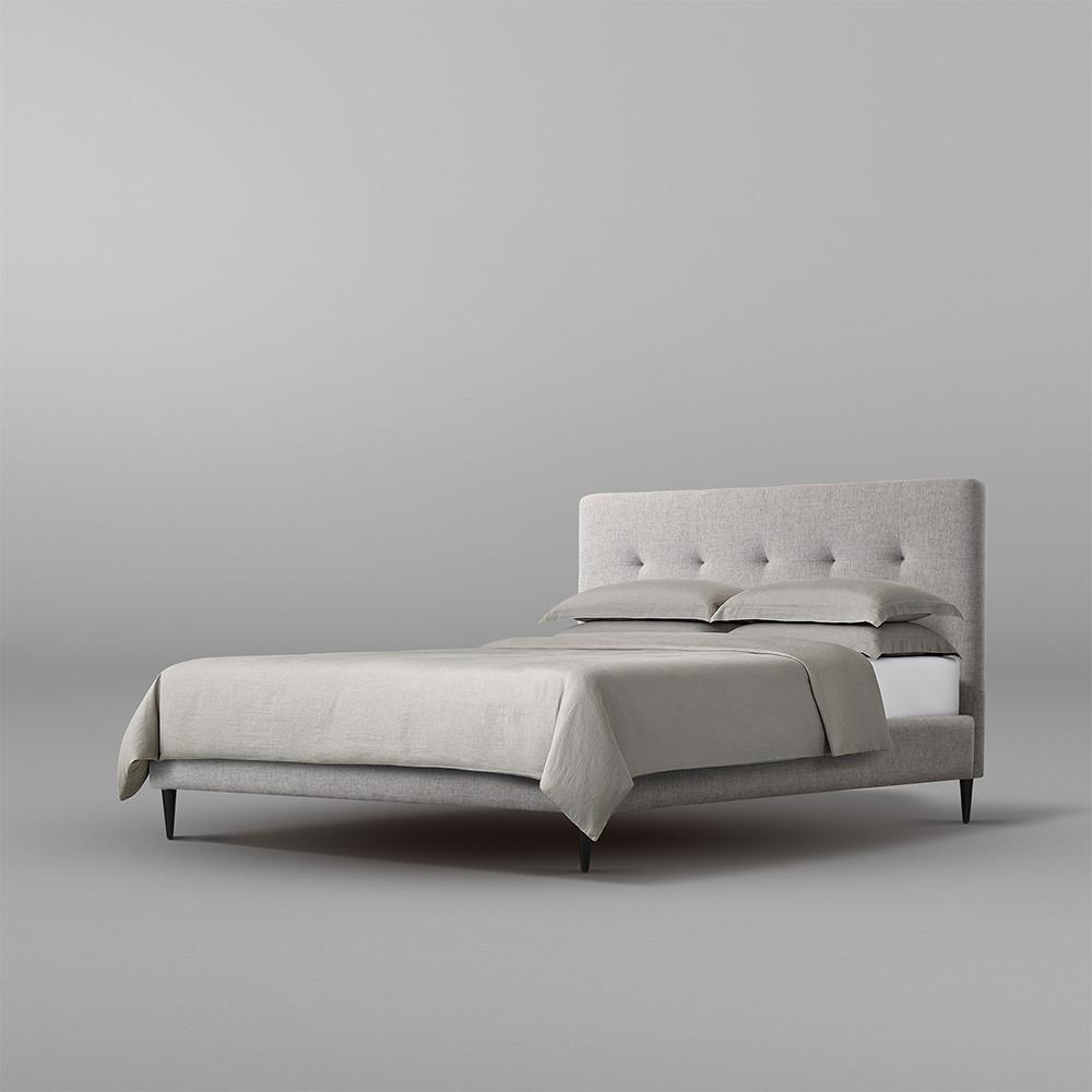 تخت خواب یک نفره سایز 120 تولیکا مدل کیا