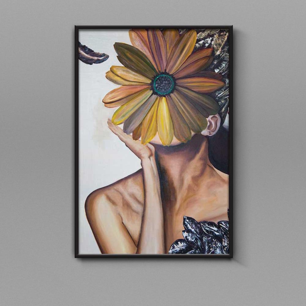 تابلو نقاشی پنهان تولیکا