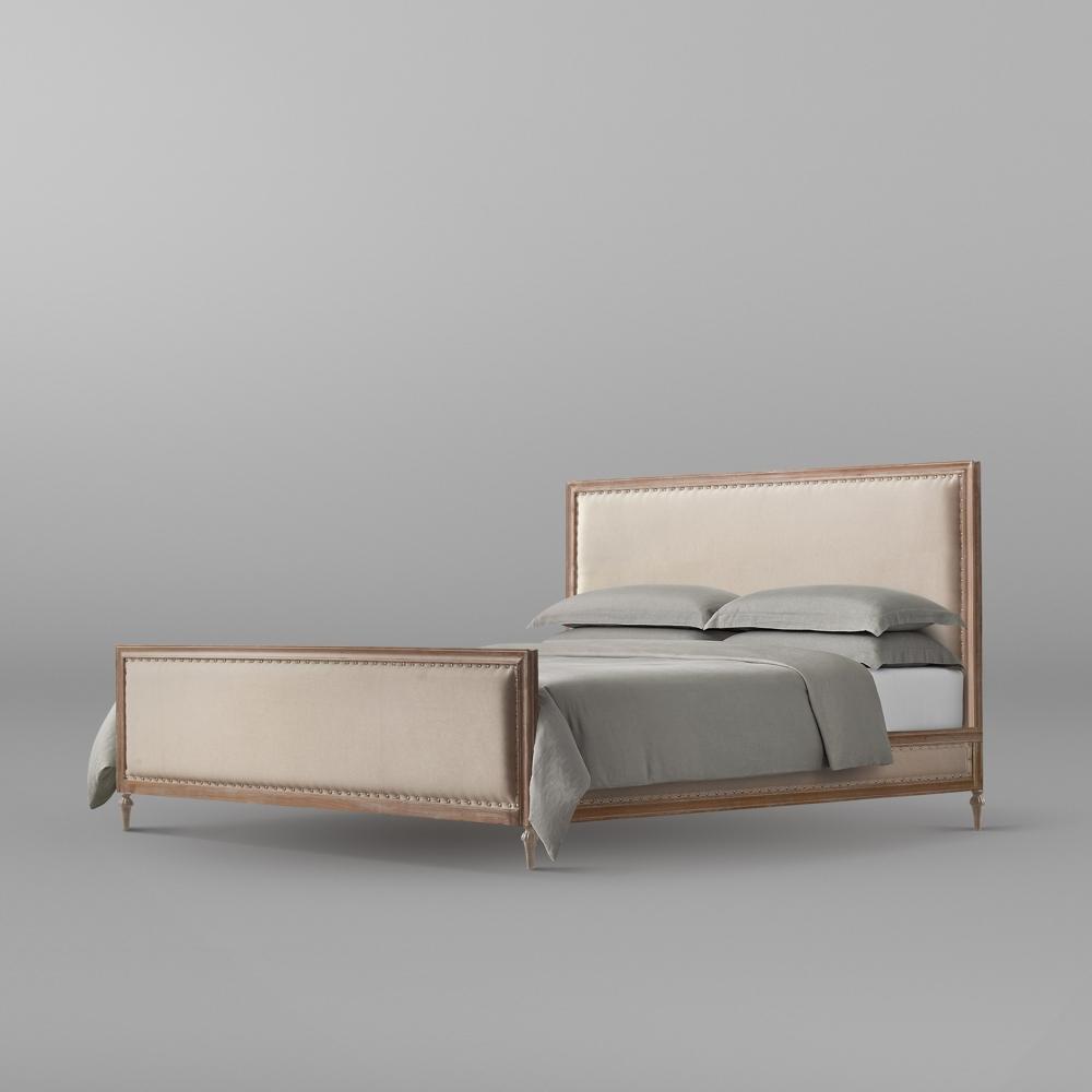 تخت خواب یک نفره سایز 120 تولیکا مدل النا طرح B